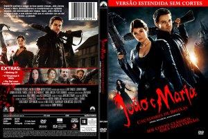 João E Maria - Caçadores De Bruxas_Capa01