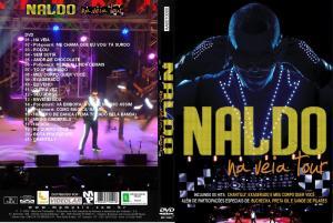 Naldo - Na Veia Tour_Capa01