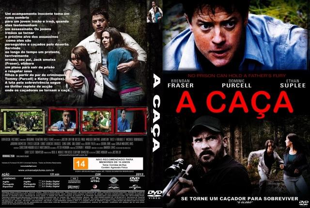 A Caça_Capa01