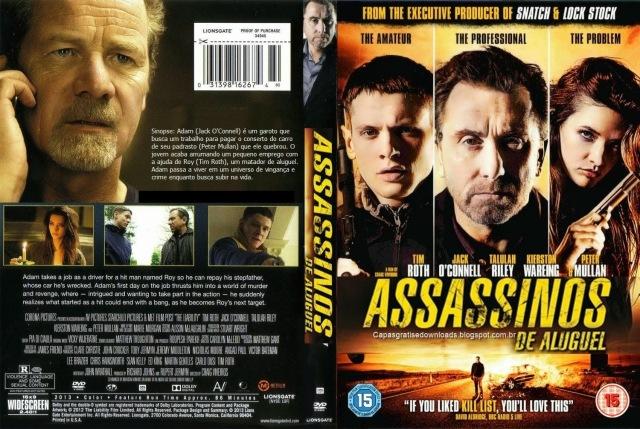 Assassinos De Aluguel - 2013_Capa01